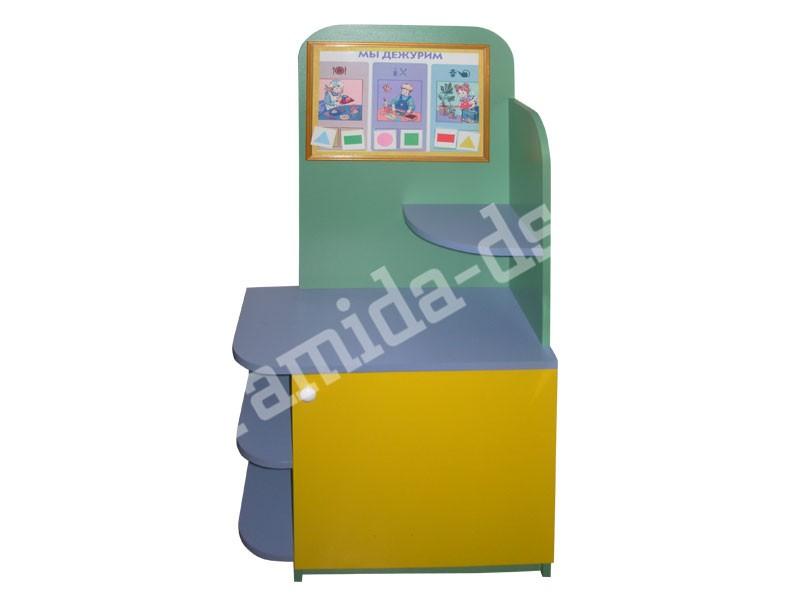 218Спортивный инвентарь из дерева для детского сада