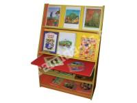 М-103 Книжная выставка с выдвижным столом