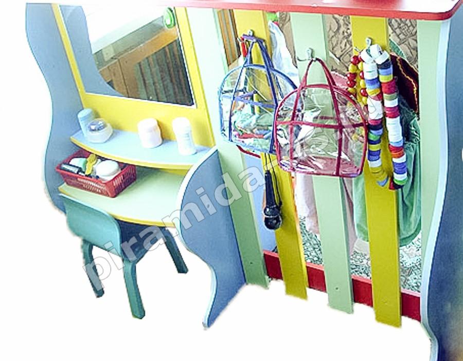Уголок ряжения для детского сада своими руками 294