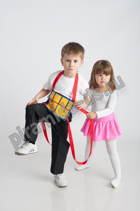 Детские вожжи для игры в лошадок своими руками