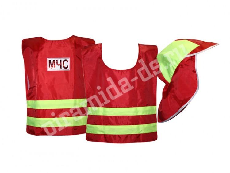 Выкройки костюма пожарного для детей