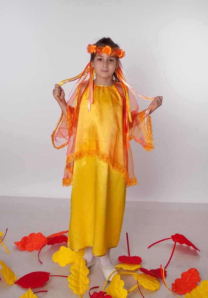 Платье Для Девочки Осень Купить