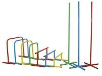 с-307 Игровая мебель ПОЛОСА ПРЕПЯТСВИЙ (комплект)Металл